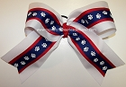 Louisiana Tech Bulldogs Spirit Big Cheer Bow