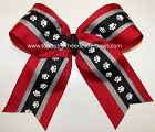 Georgia Bulldogs Football Big Cheer Bow
